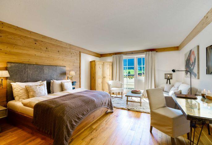 Schlafzimmer Landhauszimmer