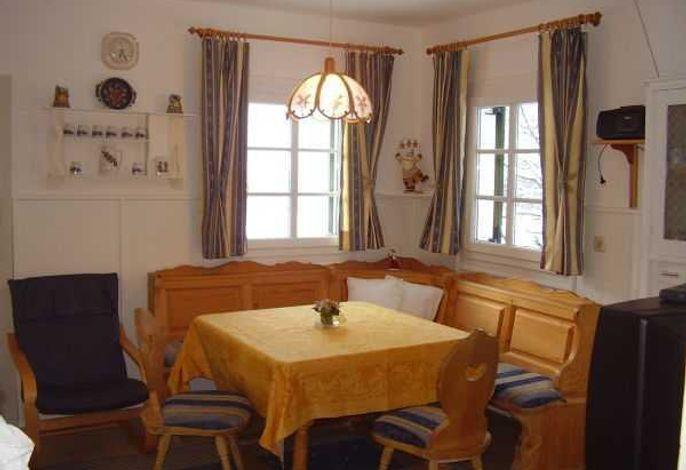 Wohnraum F3 - Ferienwohnung Loinger in Maurach am Achensee