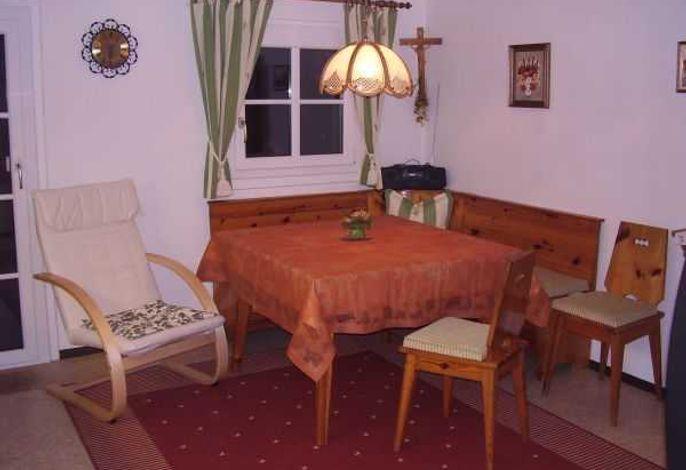 Wohnraum F2 - Ferienwohnung Loinger in Maurach am Achensee