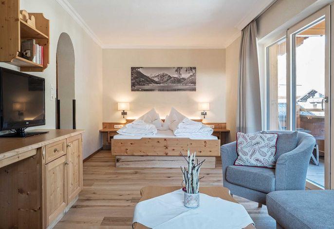 Doppelzimmer Tirol - Wohnbeispiel -