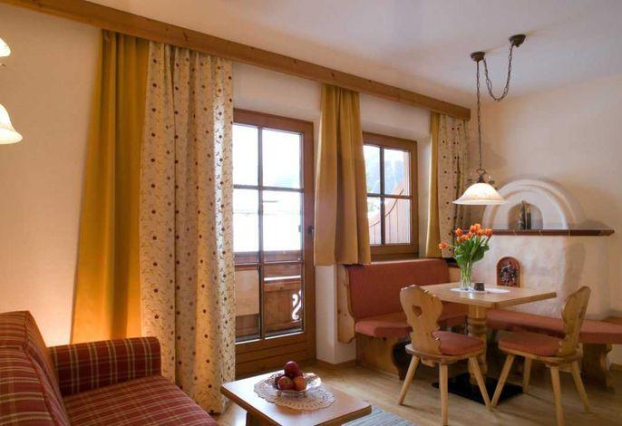 Appartement Alpin - Wohnbeispiel -