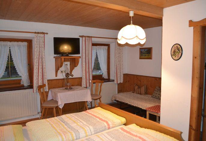 3-Bettzimmer mit Dusche und WC - Landhaus Mayer