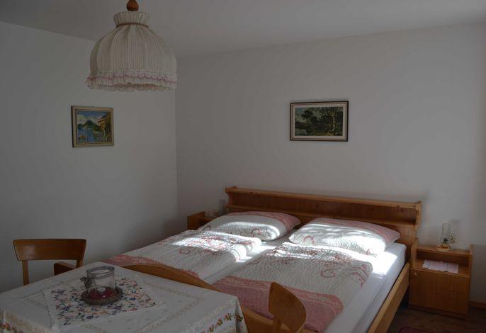 Schlafzimmer Ferienwohnung - Landhaus Mayer