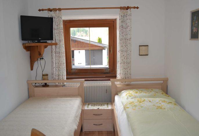 Einzelzimmer mit Dusche - Landhaus Mayer