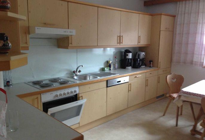 Küche(Beispiel) Ferienwohnung F 3 Landhausappartement Kofler 6212 Maurach am Achensee