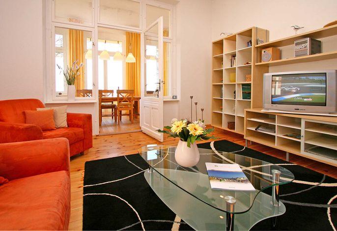 Villa Meereswoge Wohnung 3