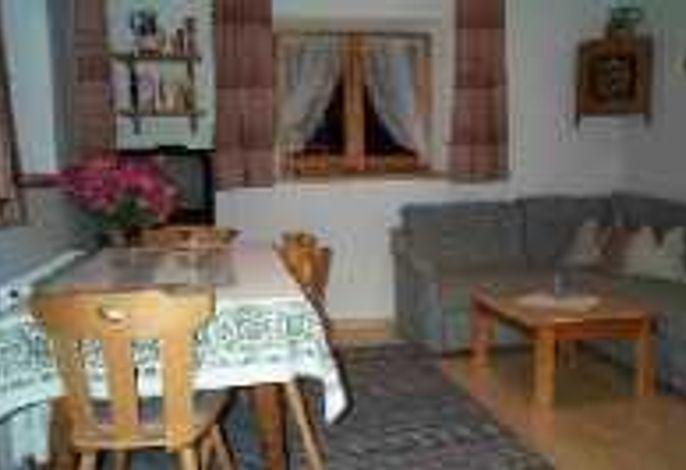 Appartement 2 - Wohn-/Essraum