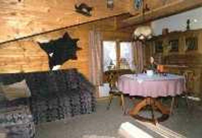 Appartement 3 - Wohn-/Schlafraum
