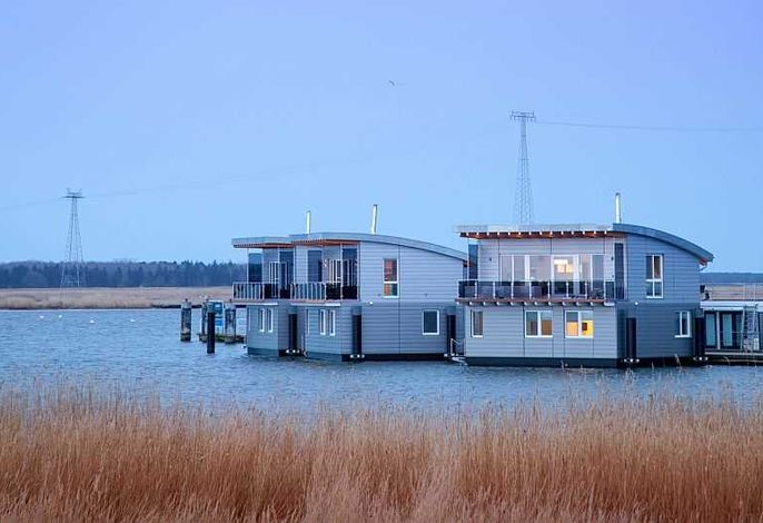 10. Floating-Houses 105 m² Triton mit Sauna