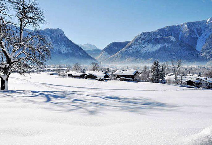 DEB 031 Ferienwohnungen mit Bergblick in Inzell