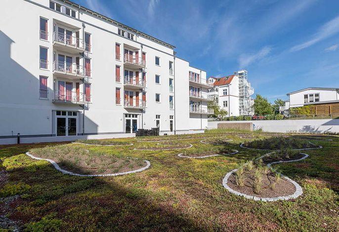 Residenz Bel Vital 15 im Ostseebad Binz auf Rügen