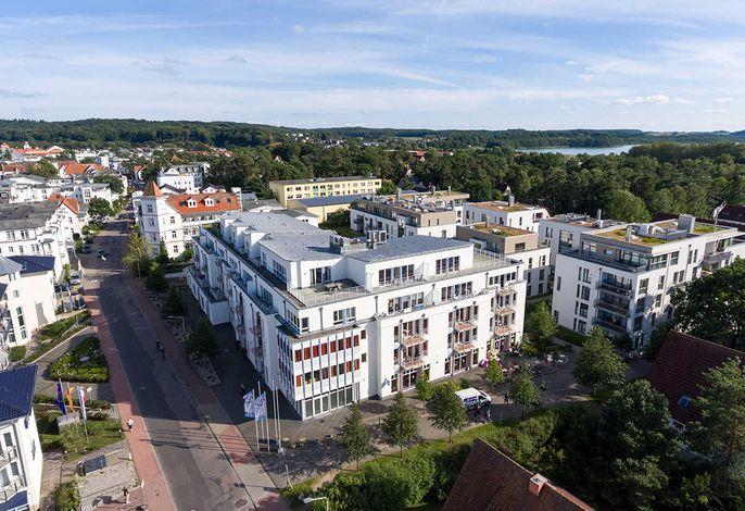 Residenz Bel Vital 16 im Ostseebad Binz auf Rügen