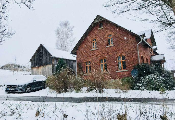 Ferienhaus Landhaus Bad Brambach