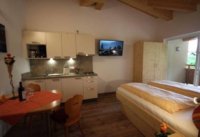 Ferienwohnungen Karwendel - Camping Appartement Weissenbach  - 25m²