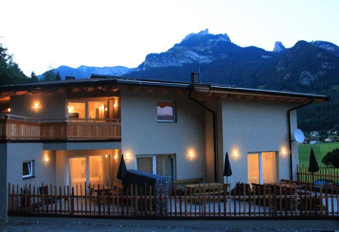 Ferienwohnungen Karwendel - Camping Aussenansicht