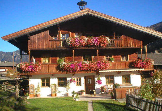 Ferienhaus Larch Inneralpbach