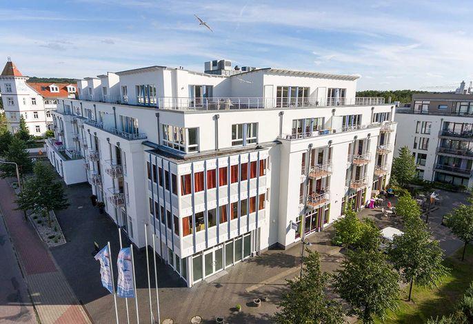 Residenz Bel Vital 30 im Ostseebad Binz auf Rügen