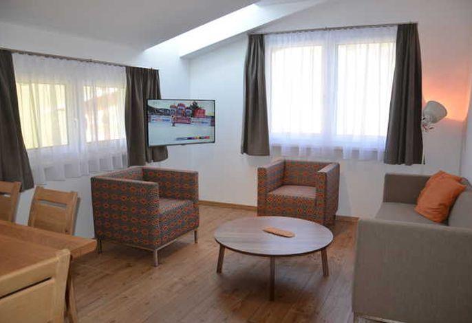 Wohnzimmer DG Nord