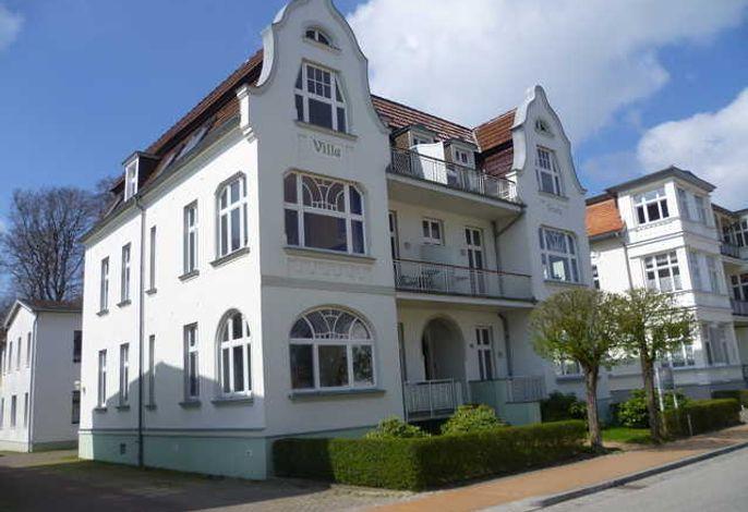 Bansin - Villa Frieda, Wohnung 2