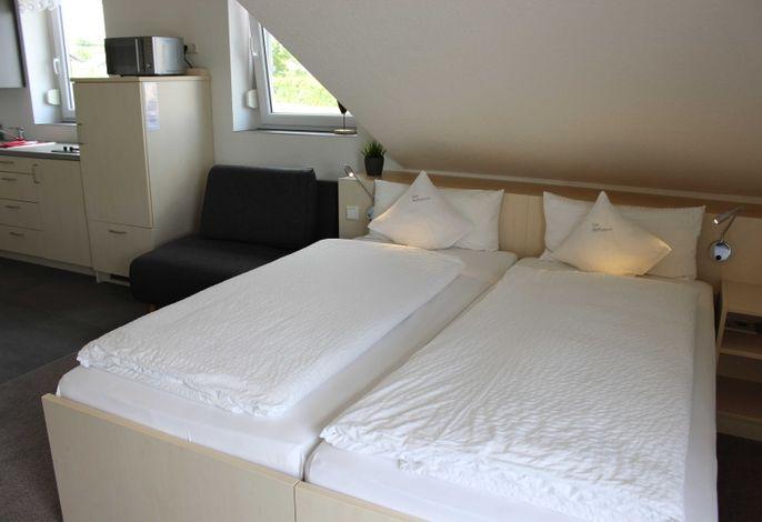 DZ-Appartement (Betten sind trennbar)