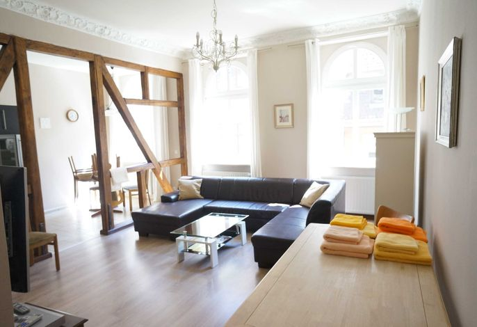 3 wunderschöne Ferienwohnungen mit 2 Schlafzimmer