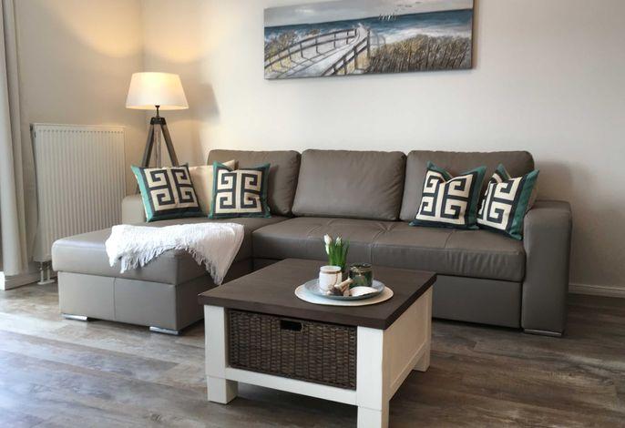 Wohnzimer mit  Sitzecke