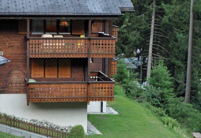Vieux Valais A, (Ritz-Zuber) - Blatten bei Naters