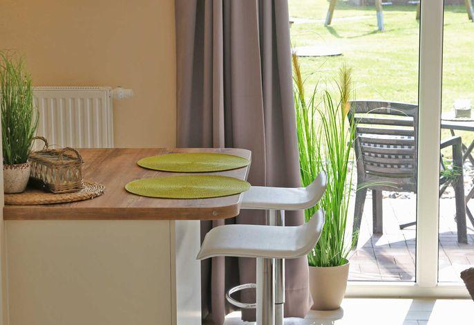 1-Raum-Ferienwohnung 7 Küche Bett+Bike   B&B   Fahrradpension Ostseeland Rerik