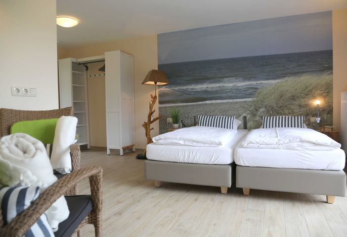 Ferienzimmer ohne Küche Bett+Bike | B&B | Fahrradpension Ostseeland Rerik