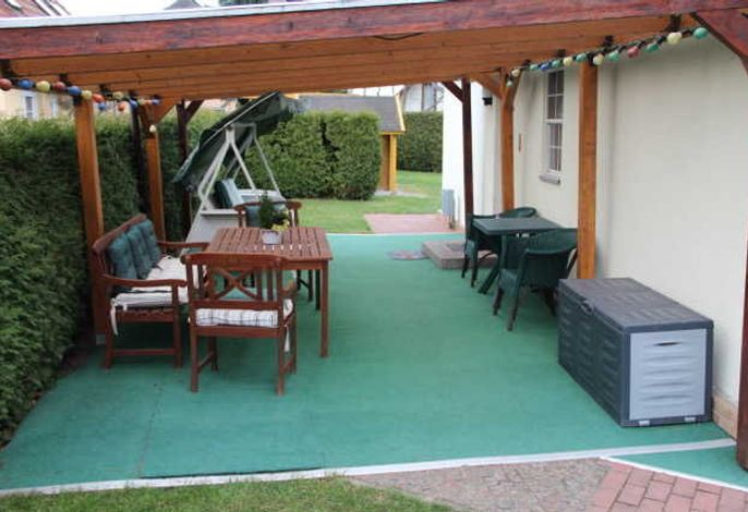 Ferienhaus Villa Hoppla