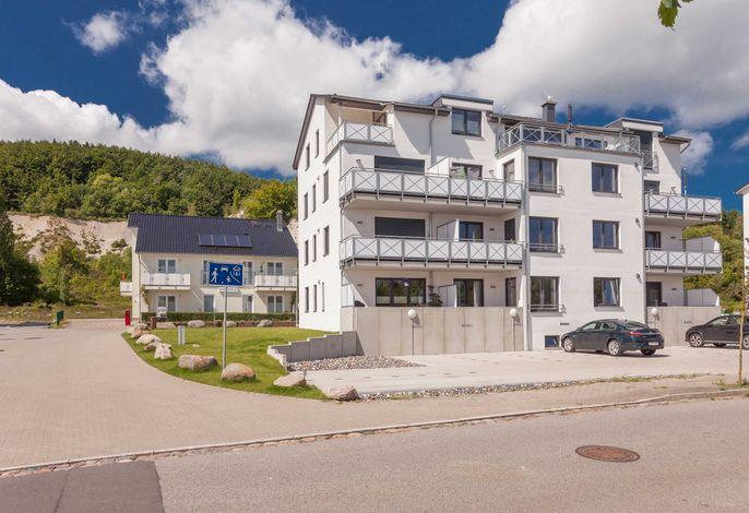 Villa Am alten Kreidebruch, Ferienwohnung *Sea Spirit*