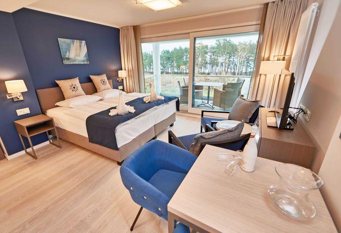 Die Wohnung 216 im Strandresort Prora