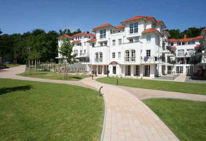 MZ: Haus Meeresblick A 2.23 Silberdistel mit Balkon