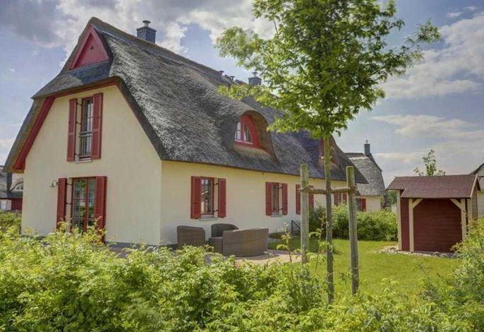 Magellan- Blick auf das Haus und die Terrasse