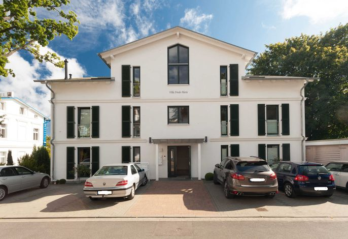 Villa Friede-Marie, App. *Ostseeweitblick*