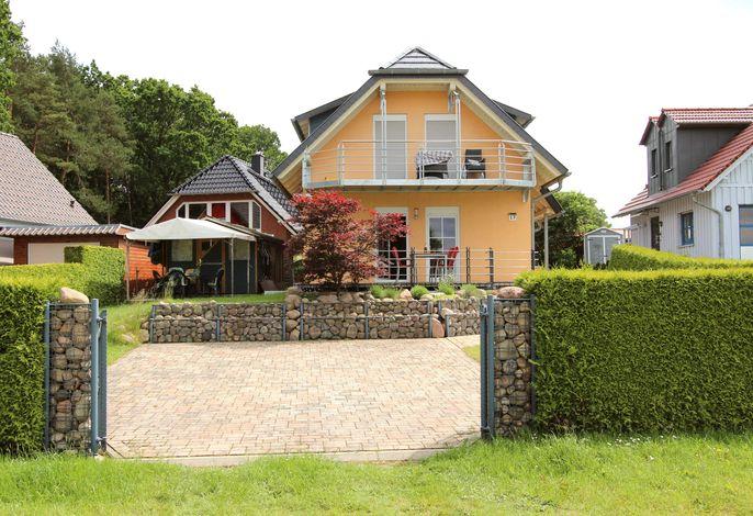 Haus STRANDLÄUFER / EG-Fewo