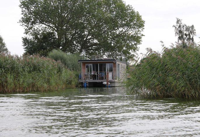KOS-Hausboot Glaukos