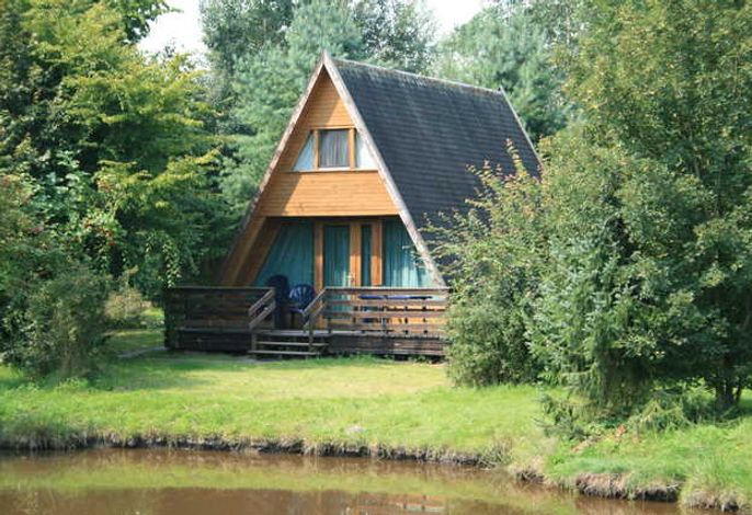 Nurdachhaus mit 3 Schlafzimmern