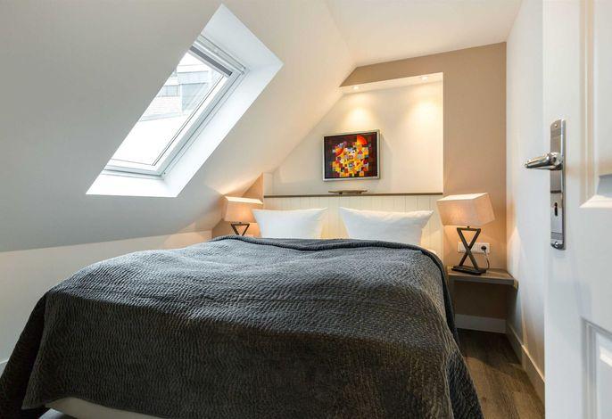 Ferienwohnung Sylt, Art your Life - Residenz, Whg. 9 Iliya, Schlafzimmer