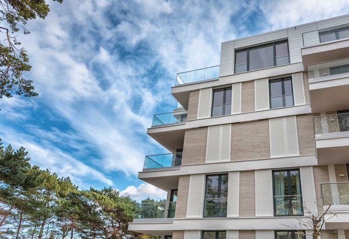 Villa Vogue - Greta´s Beach Home | Sauna & Meerblick