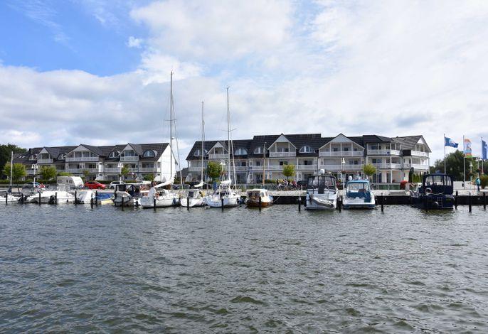 Karlshagen, Direkt am Wasser