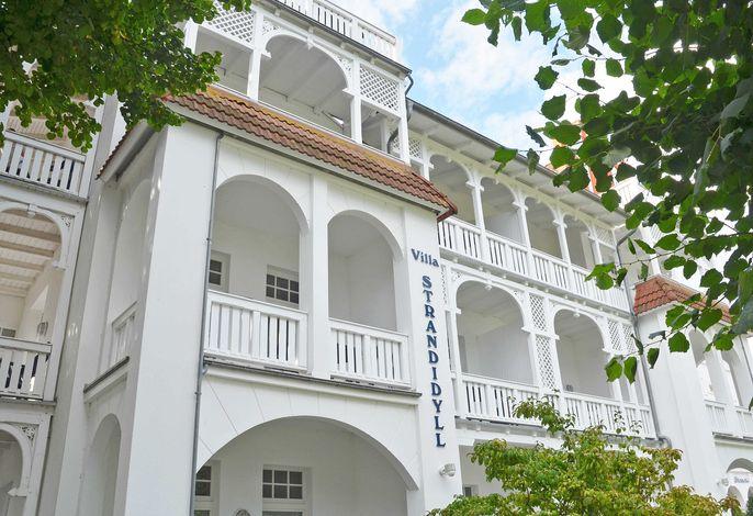 Villa Strandidyll F 631 WG 11 mit spektakulärem Meerblick