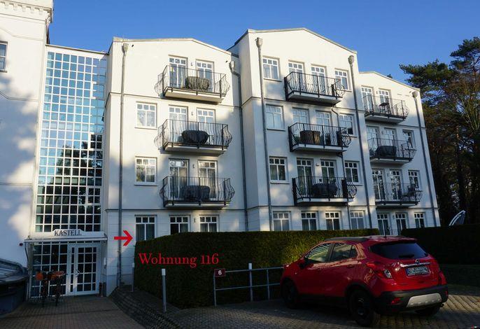 Appartements Haus Tannenburg