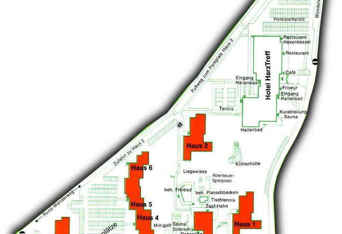 Ferienpark Hahnenklee App. 5/236