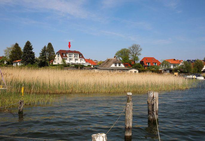 Ferienhaus Südblick am Hafen