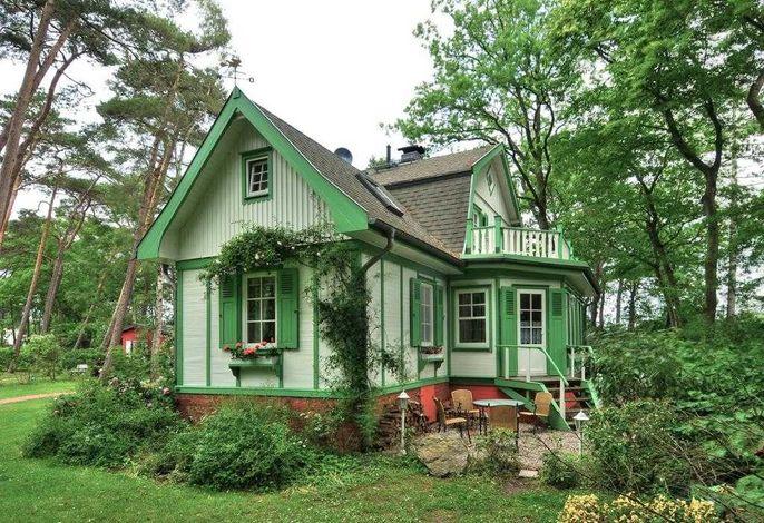 Landhaus Victoria, Muschel