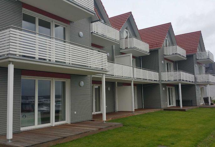 Hafendorf  Haus 7 Apartment 3 Bootsliegeplatz optional