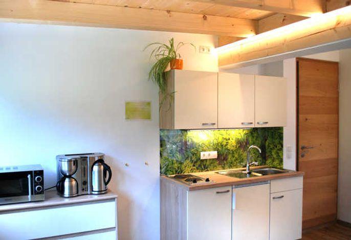 Ihre Küchenzeile im Studio Panoramablick
