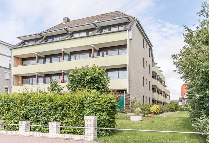Str.Resid.-Rosengarten, Watt`n Blick Whg. 308
