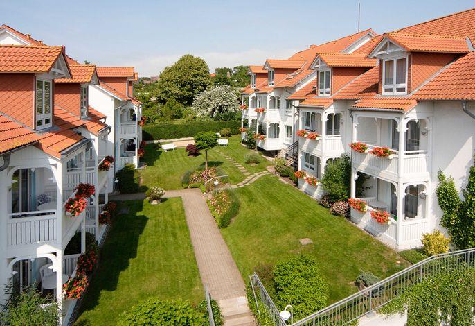 Appartementanlage Binzer Sterne***